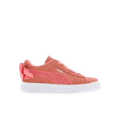 Puma Suede Bow Pink 367320 01