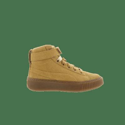 Puma Suede Platform High Brown 366019 03