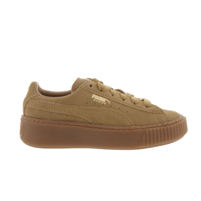 Puma Suede Platform Brown 365756 09