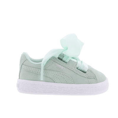 Puma Suede Heart Green 365008 05