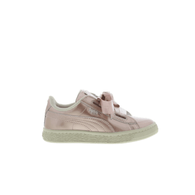 "Puma Basket Heart ""Metallic Pack"" Pink 366037 03"