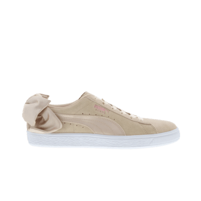 Puma Suede Bow Pink 367317 02