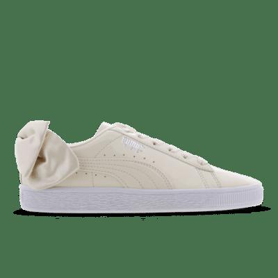 Puma Basket Bow White 368224 03