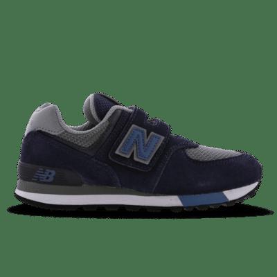 New Balance 574 Blue YV574FND