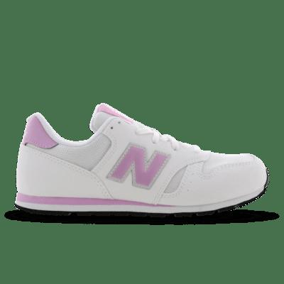New Balance 373 White YC373BT