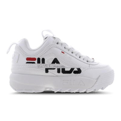 Fila Disruptor II Branding White 3FM00599-125