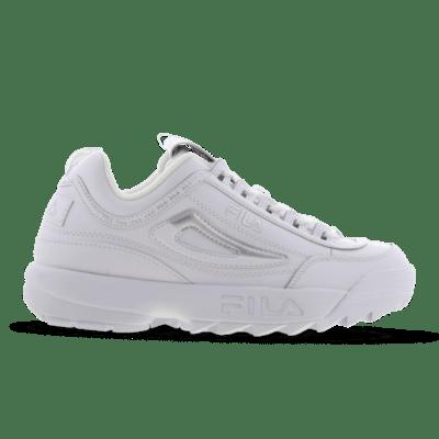 Fila Disruptor Overbranded White 1FM00439-103