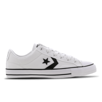 Converse Star Player White 163111C