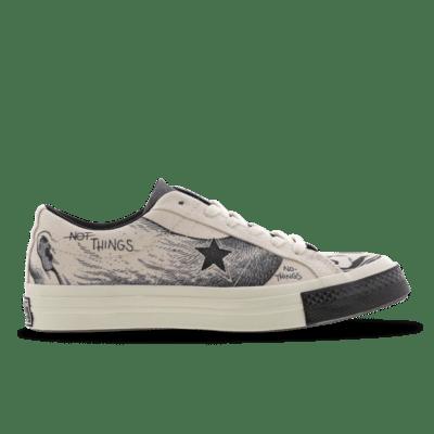 Converse X Tyler Artist Series One Star White 164533C