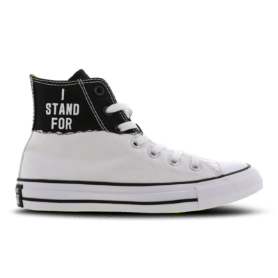 Converse Chuck Taylor All Star High I Stand For Black 665711C
