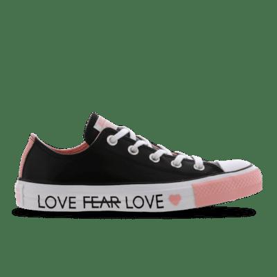 Converse Chuck Taylor All Star Love The Progress Low Top Black 164557C