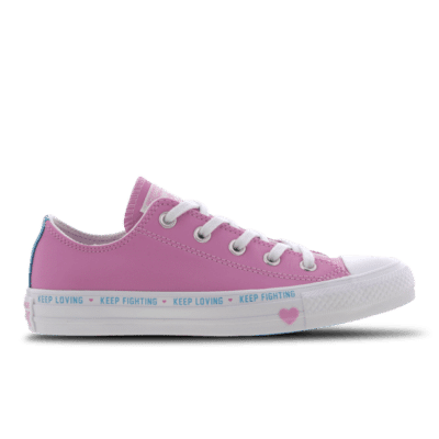 Converse Chuck Taylor All Star Love The Progress Low Top Pink 164559C