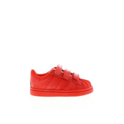 adidas Superstar II Red AQ3061