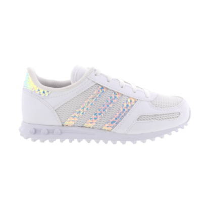 adidas La Trainer Iridescent 3D White VG2958