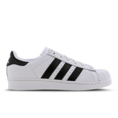 adidas Superstar Fat Stripes White EE4023