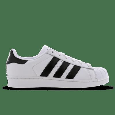 adidas Superstar Fat Stripes White EE4023