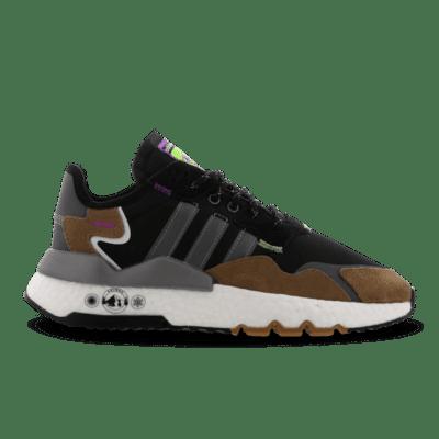 adidas Nite Jogger Black FU9388