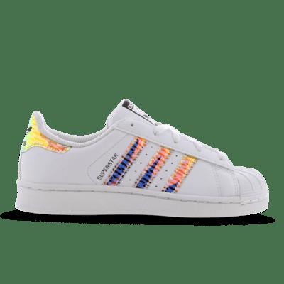 adidas Superstar Iridescent Lines White EH0820