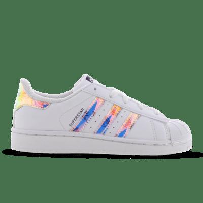 adidas Superstar Cali Palm Iridescent White EE8631