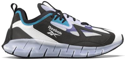 Reebok Zig Kinetica Concept Type2 Black Teal Orchid FW5736