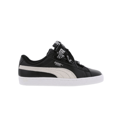 Puma Basket Heart DE Black 364082 01