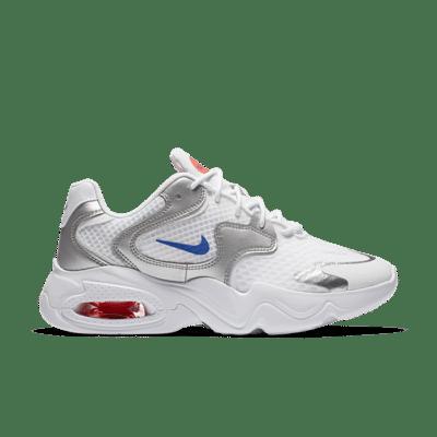 Nike Wmns Air Max 2X 'White Metallic Silver' White CK2947-102