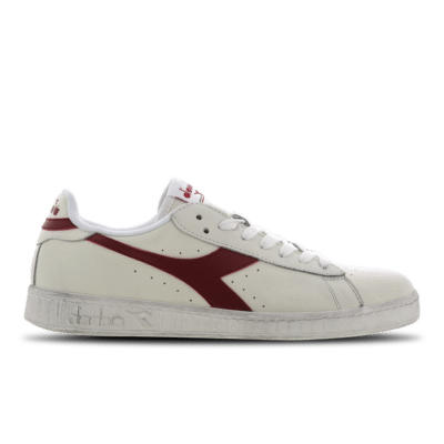 Diadora Game Low Waxed White C5147