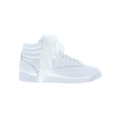 Reebok Freestyle Hi Satin Bow White CM8903