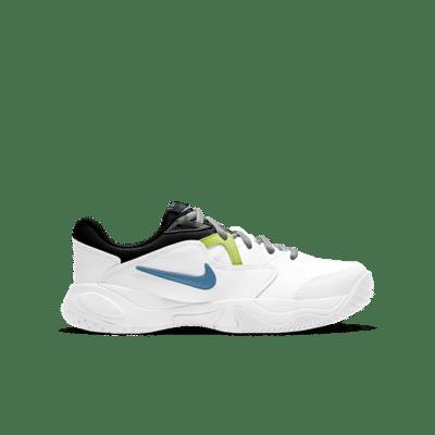 NikeCourt Jr. Lite 2 Wit CD0440-101