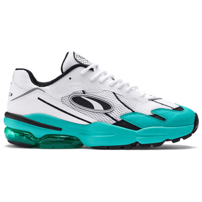 Puma  Cell Ultra MDCL Wit Licht Blauw  370850-01