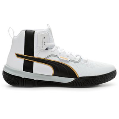 Puma Legacy '68 basketbalschoenen Wit / Zwart 193512_01