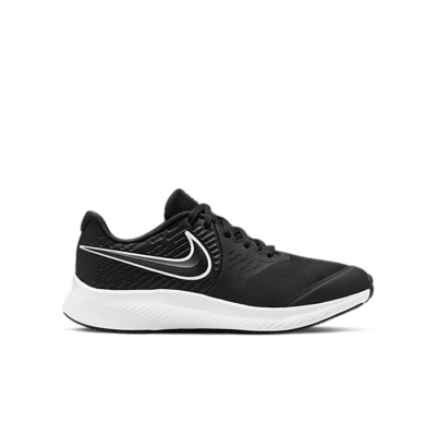 Nike Star Runner 2 GS 'Black' Black AQ3542-001