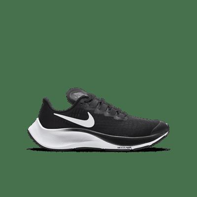 Nike Air Zoom Pegasus 37 GS 'Black White' Black CJ2099-002