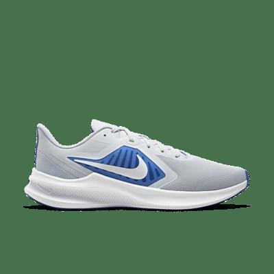 Nike Downshifter 10 Zilver CI9981-001