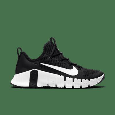 Nike Free Metcon 3 Black White (W) CJ6314-010