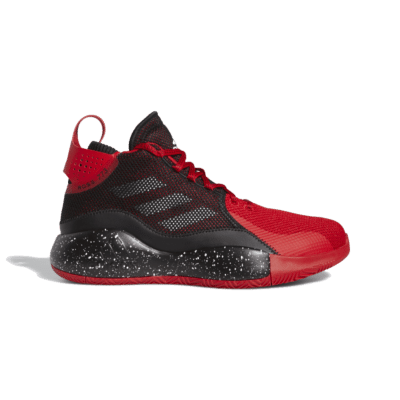 adidas D Rose 773 2020 Scarlet FW8656