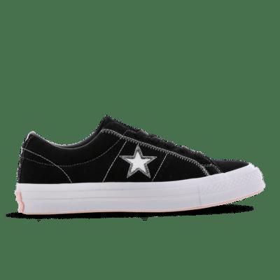 Converse One Star Black 163034C