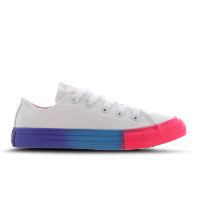 Converse Chuck Taylor All Star Popsicle Low White 664198C