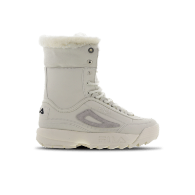 Fila Disruptor Sneaker Boot White 1492142