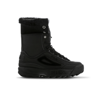 Fila Disruptor Sneaker Boot Black SHM00521-001