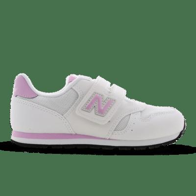 New Balance 373 White YV373BT