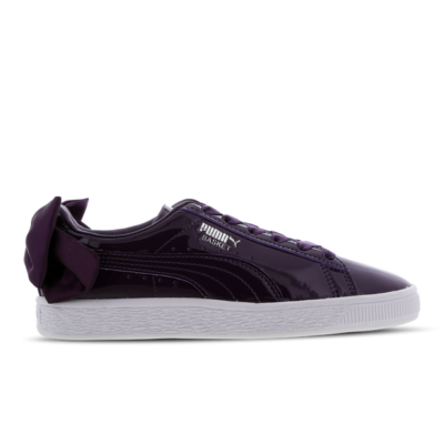 Puma Basket Bow Purple 368224 02