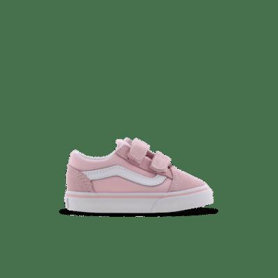 Vans Old Skool Velcro Pink VN0A344KQ7K1
