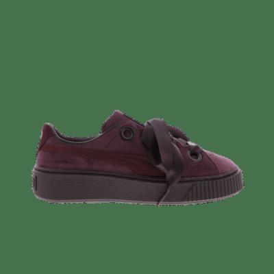 Puma Platform Kiss Velvet Purple 367021 03