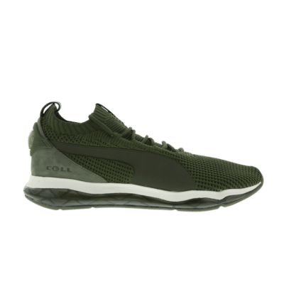 Puma Cell Motion Waffle Knit Green 364873 03
