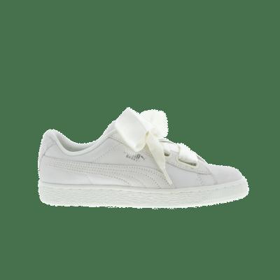 Puma Basket Heart Ns White 364108 02