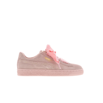 """Puma Suede Heart """"Sparkle Pack"""" Pink 366056 03"""