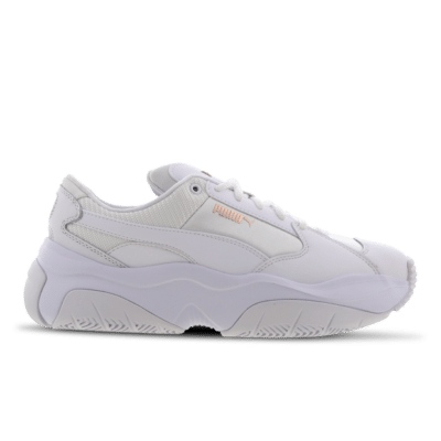 Puma Storm Y White 372891-01
