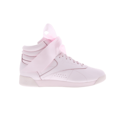 Reebok Freestyle Hi Satin Bow Pink CM8905