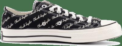 Converse Chuck 70 OX Black 167698C